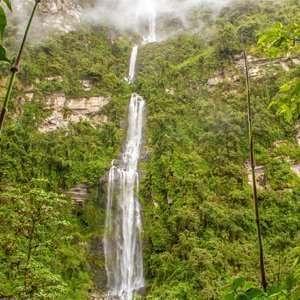 Cascada mas alta de Colombia