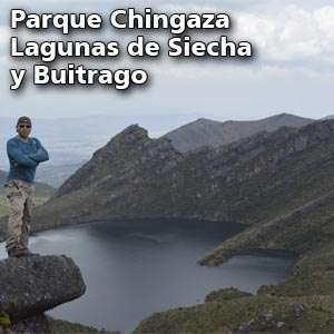 Caminata un dia Paque Chingaza Lagunas Siecha y Buitago